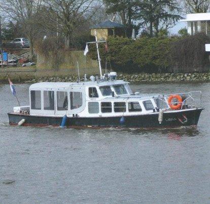 De Libra: varend op de Hollandsche IJssel